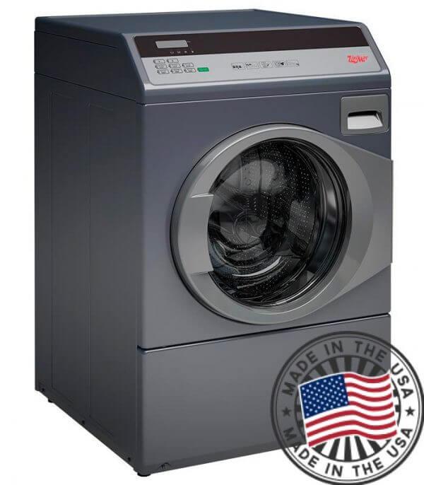Профессиональная стиральная машина PF3J Unimac Primus SP10 left usa