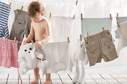 Прачечная для детских садов и социальных объектов