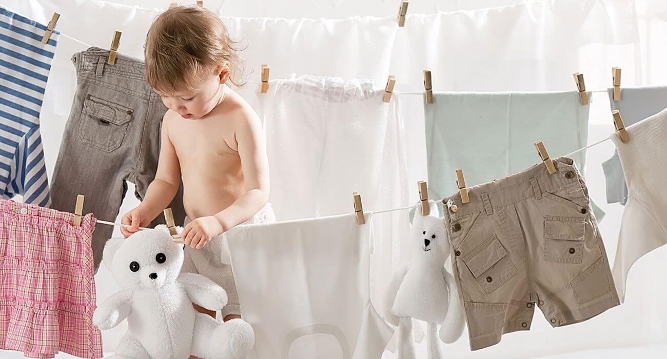Пральне обладнання для дитячих садів detsad big