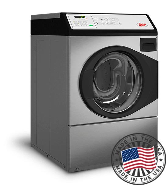 Професійна пральна машина на 10 кг Unimac NF3JS nf3 usa