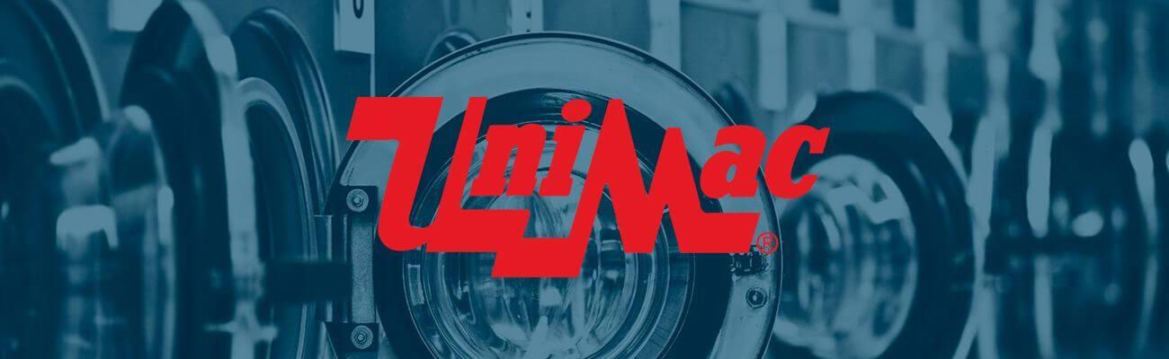 UniMac - популярный бренд оборудования для прачечных unimac