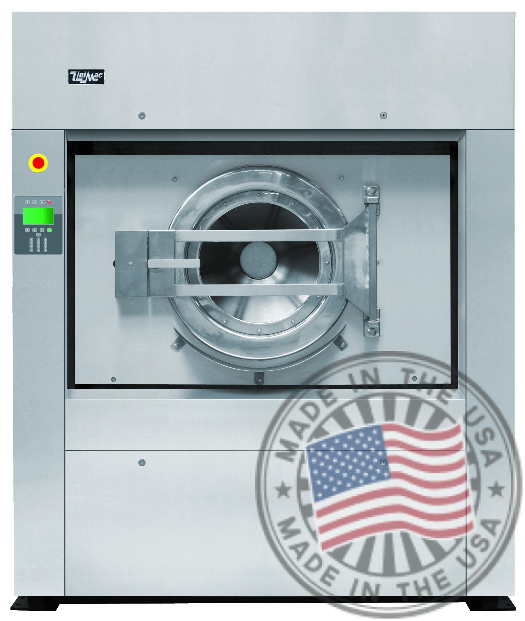 Промышленная стиральная машина Unimac UY1000 на 100 кг