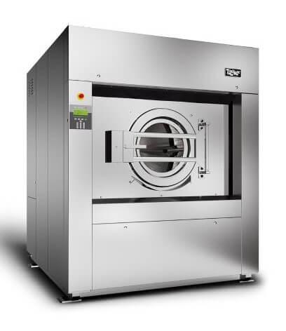 Промислова пральна машина на 80 кг Unimac UY800 UY1000 OPL PROform Left cropped